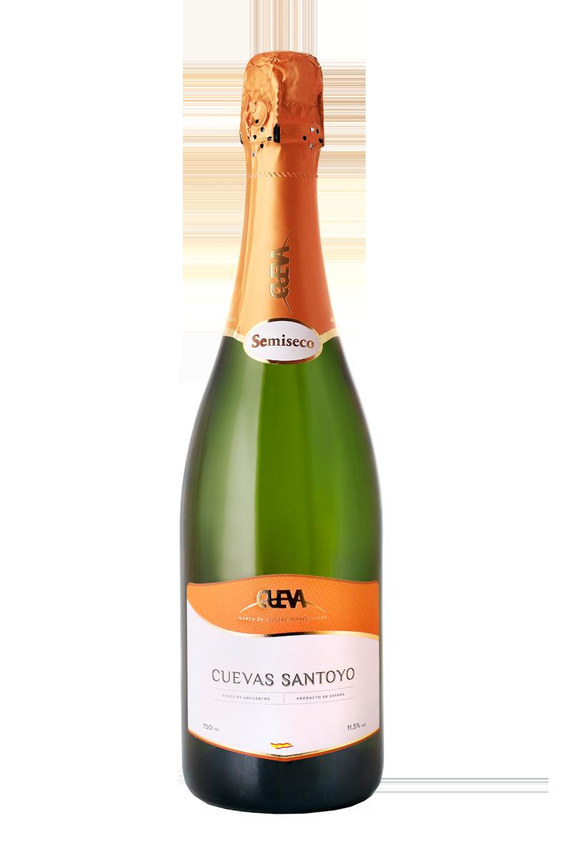 comprar Cuevas Santoyo Semiseco Cajas de 6 botellas
