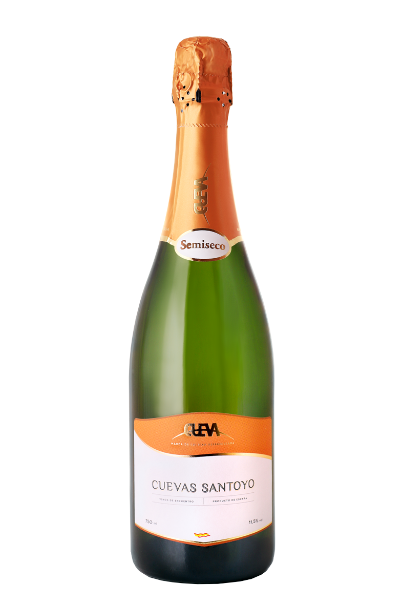 comprar  Cuevas Santoyo Semiseco Estuche de 2 botellas